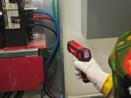 Lazerinis temperatūros matavimo įrankis 2266-20