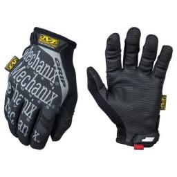 Pirštinės Mechanix Original Grip juodos/pilkos XXL/12 dydis