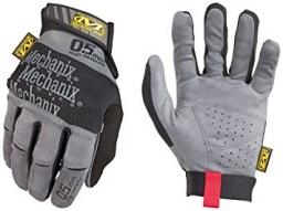 Pirštinės Mechanix Specialty 0,5 grey/black dydis M/9