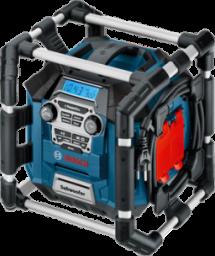 Statybų aikštelės radijas GML 20 (Solo)