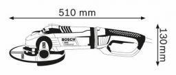 Kampinio šlifavimo mašina BOSCH GWS 24-180 LVI